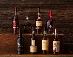 お酒のギフトのイメージ画像。