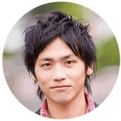 LINEプロフィール画像-自分の顔写真(正面)