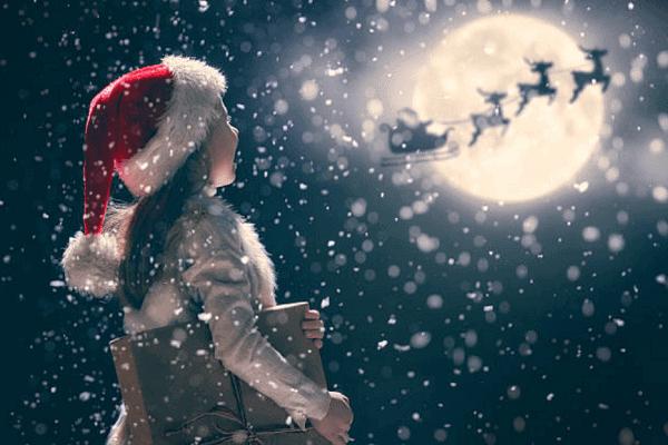 <復活の呪文1>クリスマスイブにメッセージを送信する
