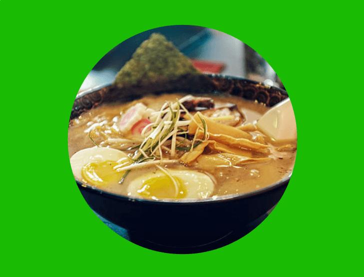 ガッツリ系の料理の写真